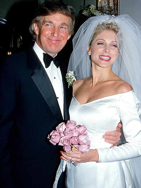 Vẻ đẹp vượt thời gian của người vợ hoa khôi xinh đẹp mang tiếng giật chồng và bị Tổng thống Donald Trump lãng quên - Ảnh 2.