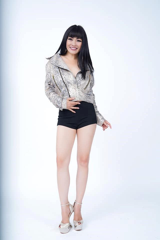 Những hình ảnh hiếm hoi ca sĩ Phương Thanh diện bikini  - Ảnh 11.