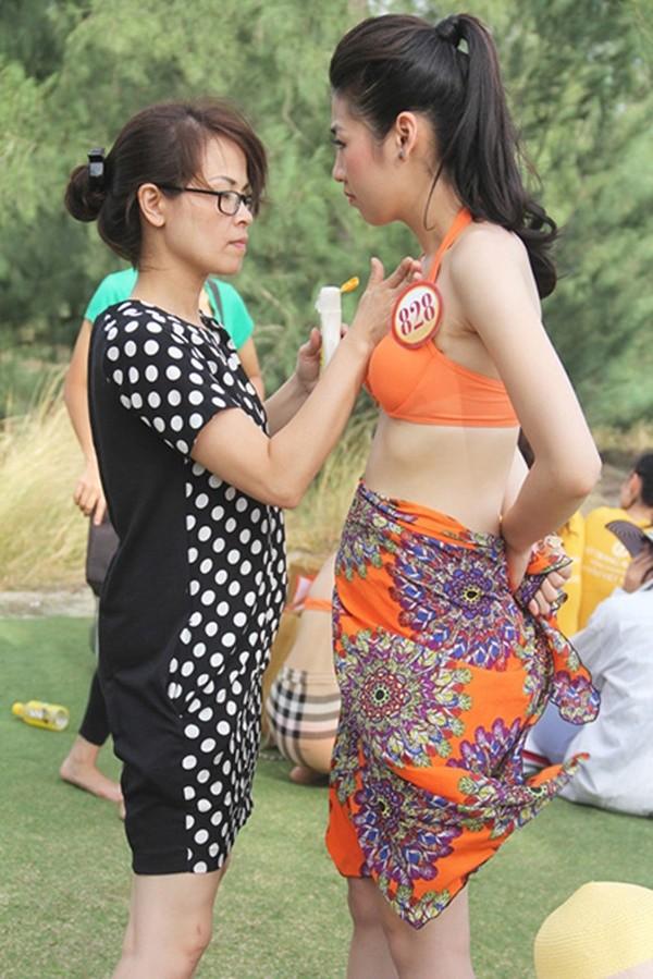 Mẹ Á hậu Tú Anh bức xúc tố cáo kẻ bùng tiền show làm ảnh hưởng danh dự của con gái - Ảnh 1.