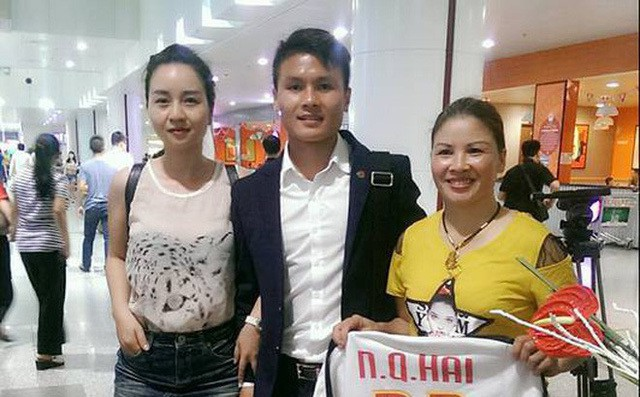 Mẹ Quang Hải từng nói gì về chuyện tình yêu và bạn gái của con trai - Ảnh 3.