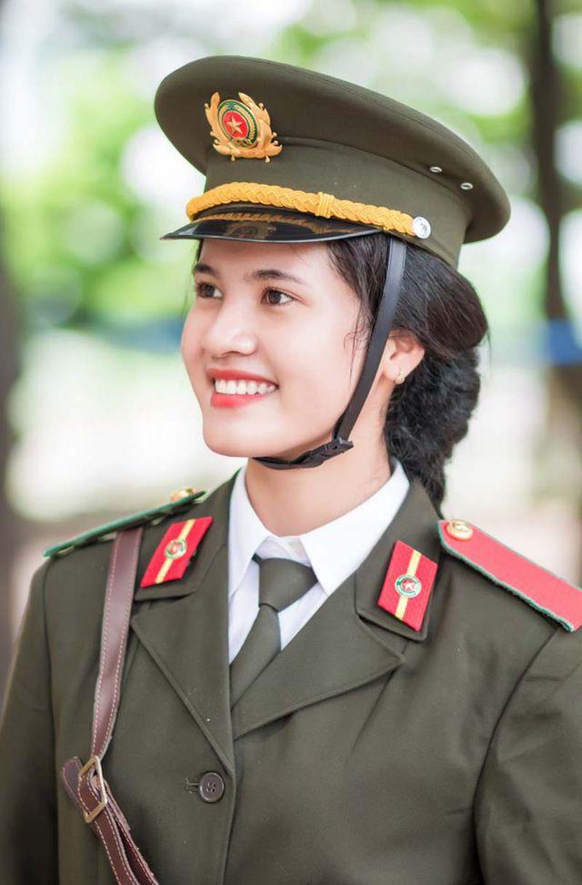 Hoa khôi Đại học An ninh hãnh diện vì có nét đẹp đặc trưng của người Khmer - Ảnh 2.