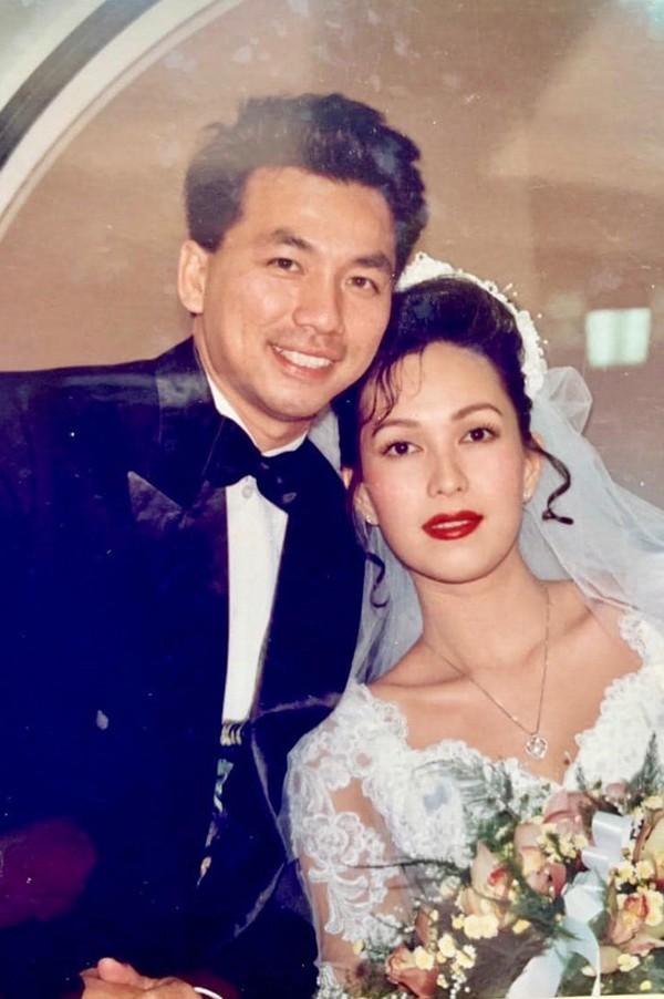 Diễm My 6X khoe bộ ảnh tuyệt đẹp kỉ niệm 25 ngày cưới chồng đại gia - Ảnh 1.