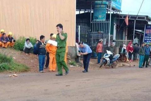 Hai học sinh bị điện giật tử vong khi đến trường - Ảnh 1.