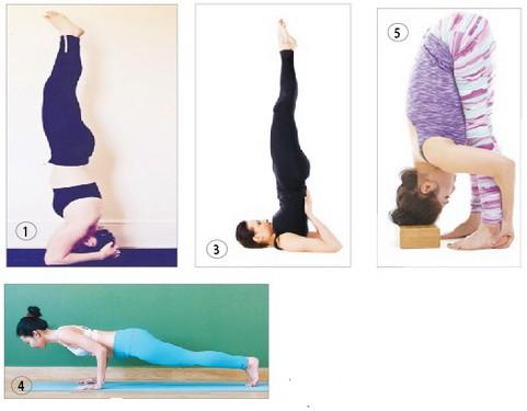 5 tư thế nguy hiểm với người mới tập yoga - Ảnh 1.