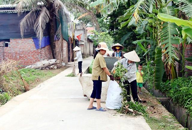 Vĩnh Phúc: Điểm sáng trong vệ sinh môi trường bảo vệ sức khỏe người dân ở nông thôn - Ảnh 2.