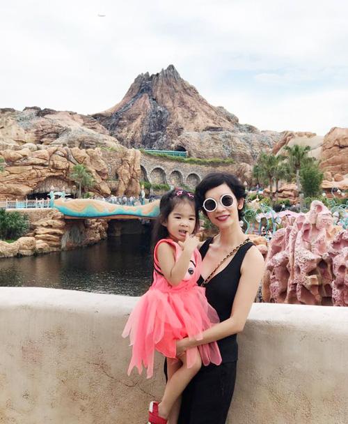 Chặng đường nhan sắc của Xuân Lan - Siêu mẫu vừa kết hôn lần 2 ở tuổi 42 - Ảnh 8.
