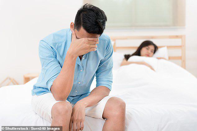 Người đàn ông không dám lên đỉnh mỗi khi quan hệ vì chứng bệnh quái gở - Ảnh 1.