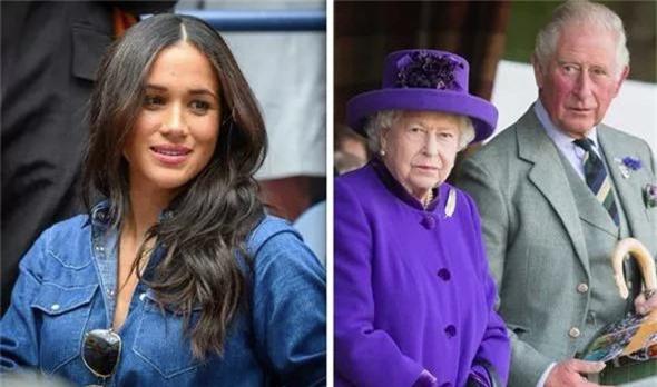 Từng từ chối lời đề nghị của Nữ hoàng Anh, nuôi mộng nổi tiếng toàn cầu giờ đây Meghan Markle ôm hối hận trong lòng - Ảnh 1.
