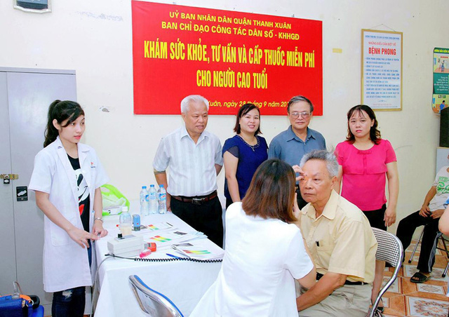 Thủ tướng Chính phủ phê duyệt Chương trình Chăm sóc sức khỏe người cao tuổi đến năm 2030 - Ảnh 1.