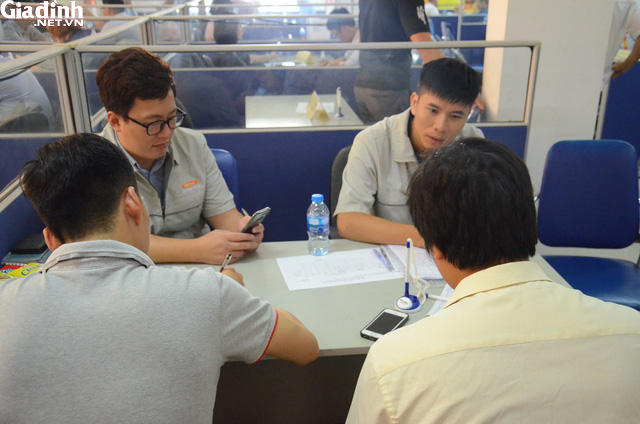 Trung tâm Dịch vụ việc làm Hà Nội tổ chức thành công 21 phiên giao dịch việc làm trong tháng 9/2020 - Ảnh 1.