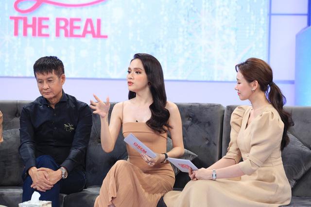 Lê Hoàng bị chỉ trích khi tranh cãi gay gắt với Hương Giang khiến nàng hậu phải nhận xét: Đàn ông mà như mẹ chồng - Ảnh 2.