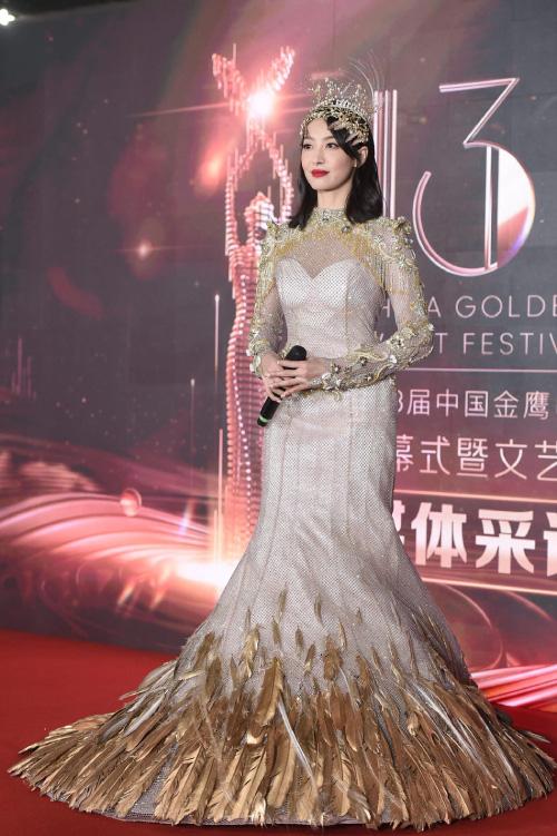 Nữ thần Kim Ưng 2020 Victoria Song bị chê béo - Ảnh 1.