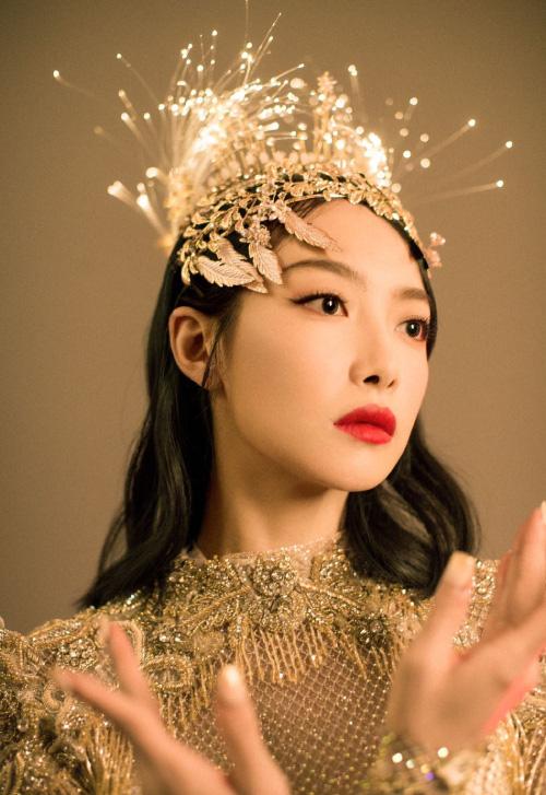 Nữ thần Kim Ưng 2020 Victoria Song bị chê béo - Ảnh 6.