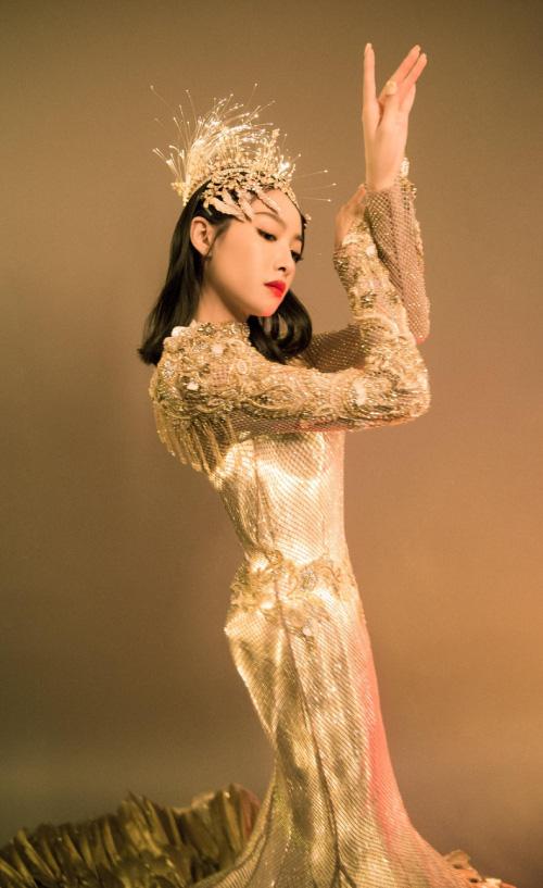Nữ thần Kim Ưng 2020 Victoria Song bị chê béo - Ảnh 8.