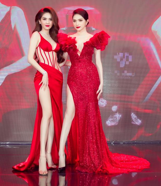 Hà Tăng diện váy basic vẫn cân đẹp dàn sao hóa nữ thần, công chúa - Ảnh 2.