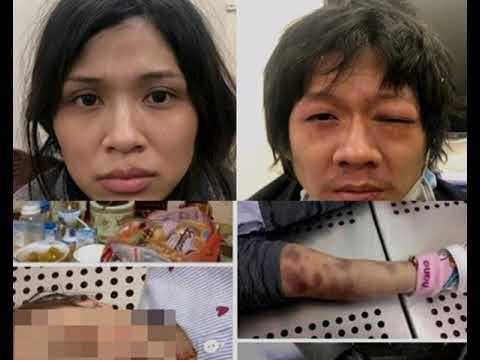 Xét xử vụ bé gái 3 tuổi bị mẹ đẻ và cha dượng bạo hành đến chết: Bà ôm di ảnh cháu, khóc nức nở tại tòa - Ảnh 3.
