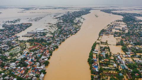 Thuỷ điện Đăk Mi 4 tăng lượng xả lần 2, cảnh báo khẩn cấp lũ đặc biệt lớn trên sông Vu Gia, nguy cơ ngập sâu toàn TP Hội An và Đà Nẵng - Ảnh 2.