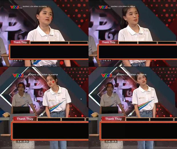 Loạt biểu cảm dễ thương của nữ sinh Thái Nguyên dậy sóng Olympia, bất ngờ nhất là kỷ lục xoay rubik dưới 40 giây - Ảnh 2.