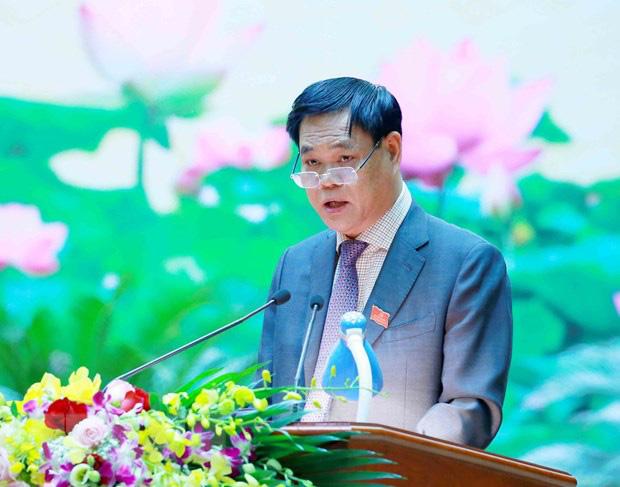 Ông Huỳnh Tấn Việt giữ chức Bí thư Đảng ủy Khối các cơ quan Trung Ương - Ảnh 1.