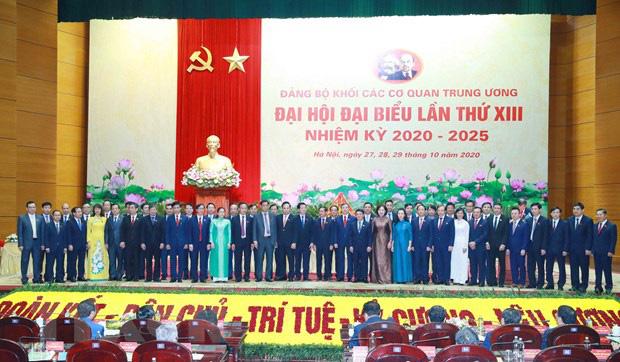 Ông Huỳnh Tấn Việt giữ chức Bí thư Đảng ủy Khối các cơ quan Trung Ương - Ảnh 3.