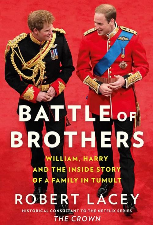 Hoàng tử William từng nhờ cậu ngăn Harry cưới Meghan - Ảnh 5.