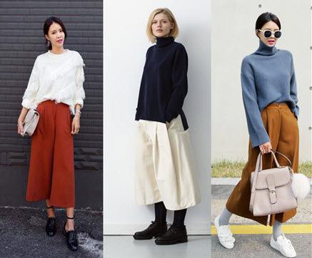3 cách phối áo len chất lừ mùa thu đông 2020, những cô nàng quê mùa nhất cũng có thể dễ dàng thực hiện thành thạo - Ảnh 2.