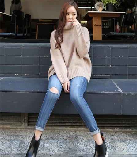 3 cách phối áo len chất lừ mùa thu đông 2020, những cô nàng quê mùa nhất cũng có thể dễ dàng thực hiện thành thạo - Ảnh 6.