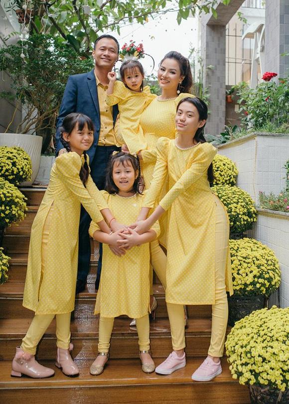 Vũ Thu Phương: Ông xã thích sự trìu mến và tình cảm của những cô con gái - Ảnh 4.