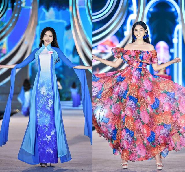 4 người đẹp càng vào sâu càng ấn tượng của Hoa hậu Việt Nam 2020 - Ảnh 7.