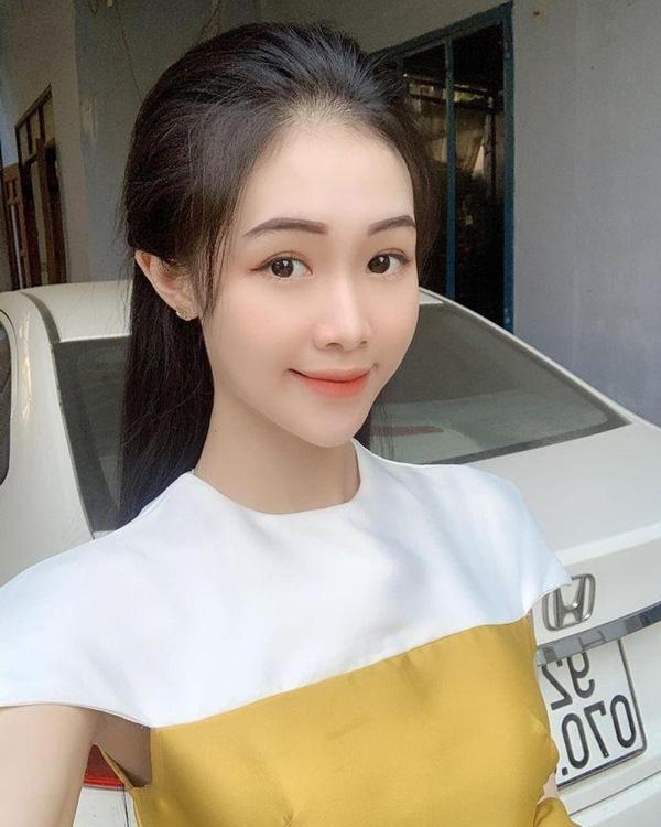 Nữ sinh 20 tuổi, eo nhỏ nhất 58cm vào chung kết Hoa hậu VN 2020 - Ảnh 3.