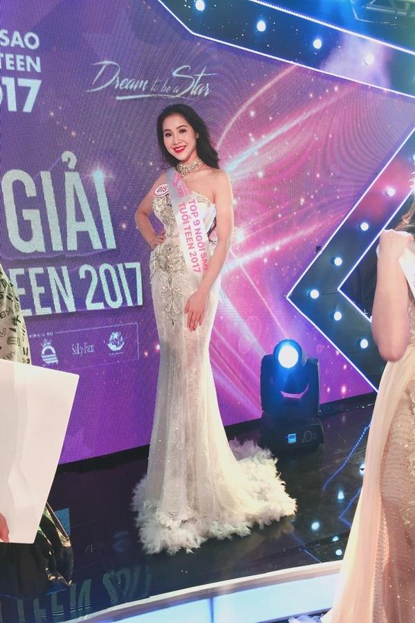 Nữ sinh 20 tuổi, eo nhỏ nhất 58cm vào chung kết Hoa hậu VN 2020 - Ảnh 5.