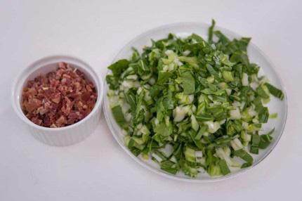 Cơm trộn rau kiểu Thượng Hải - Ảnh 2.