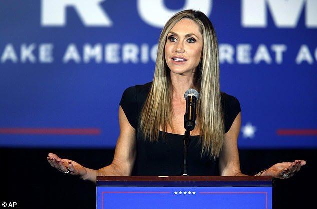 Con dâu nhà ông Trump lộ ý định tranh cử - Ảnh 1.