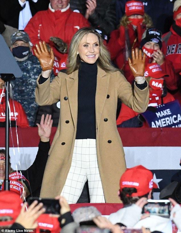 Con dâu nhà ông Trump lộ ý định tranh cử - Ảnh 5.