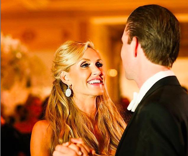 Con dâu nhà ông Trump lộ ý định tranh cử - Ảnh 6.