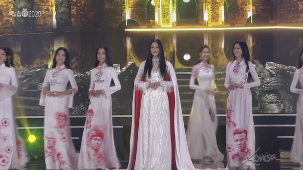Chung kết Hoa hậu Việt Nam 2020 mất điểm với nhiều hạt sạn không đáng có - Ảnh 6.