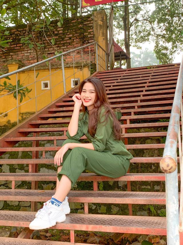 Nhan sắc mộc mạc và nụ cười hút hồn của Tân Hoa hậu Việt Nam 2020 - Ảnh 4.