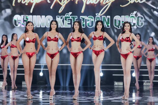 Chung kết Hoa hậu Việt Nam 2020 mất điểm với nhiều hạt sạn không đáng có - Ảnh 7.