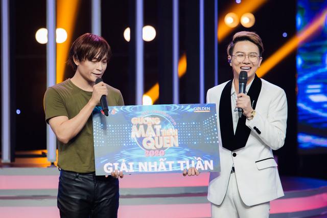 Phạm Việt Thắng ghi chiến thắng đầu tiên trong tập mở màn Gương mặt thân quen - Ảnh 2.