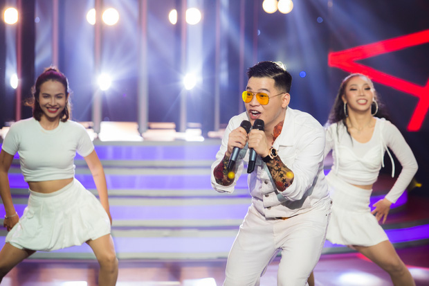 Phạm Việt Thắng ghi chiến thắng đầu tiên trong tập mở màn Gương mặt thân quen - Ảnh 5.
