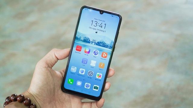 8 mẫu smartphone có pin trâu nhất trên thị trường - Ảnh 6.