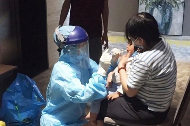 Kết quả xét nghiệm 213 người trở về từ Nhật Bản - Ảnh 2.