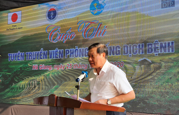 Thứ trưởng Bộ Y tế Đỗ Xuân Tuyên: Truyền thông trực tiếp đóng vai trò quan trọng trong công tác phòng chống dịch bệnh - Ảnh 2.