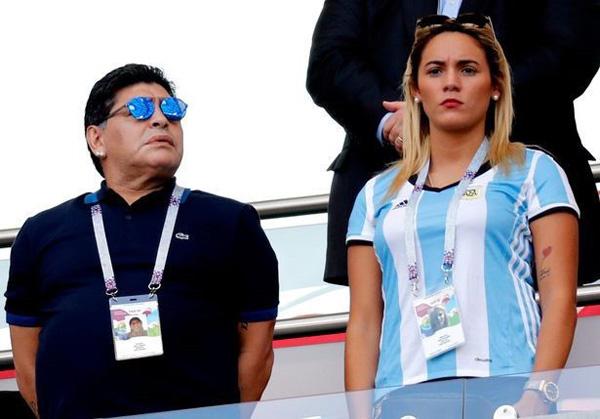 Giai thoại về những đứa con của Cậu bé vàng Maradona - Ảnh 5.