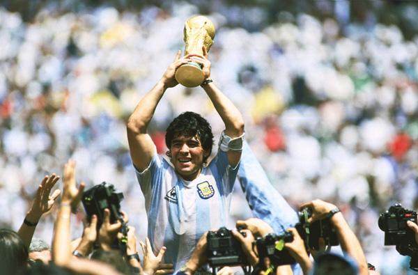 Giai thoại về những đứa con của Cậu bé vàng Maradona - Ảnh 2.