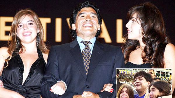 Giai thoại về những đứa con của Cậu bé vàng Maradona - Ảnh 4.