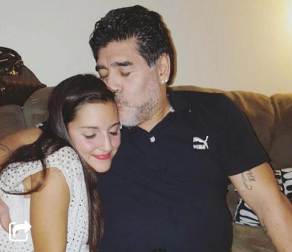 Giai thoại về những đứa con của Cậu bé vàng Maradona - Ảnh 6.