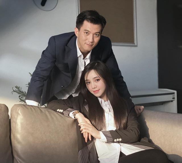 Quỳnh Kool lộ ảnh thân mật với Hà Việt Dũng trong phim mới - Ảnh 4.