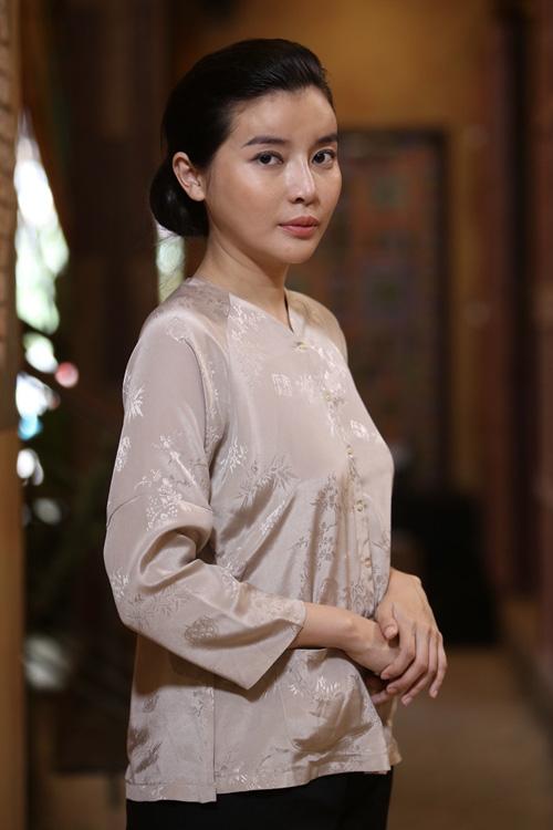Nhật Kim Anh đóng phim sau phẫu thuật - Ảnh 6.