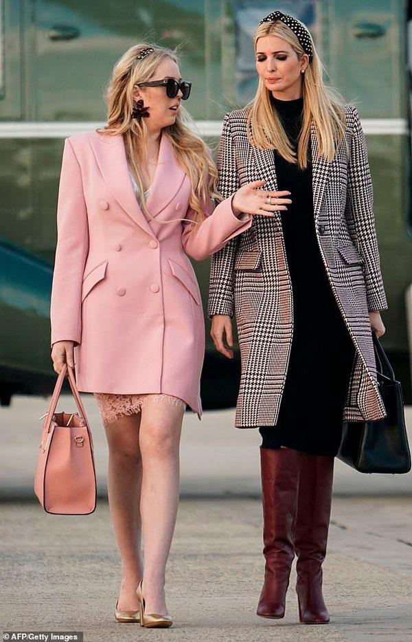 Tài sắc vẹn toàn nhưng 2 ái nữ nhà Tổng thống Donald Trump cũng có lúc bị từ chối tham dự dạ tiệc của giới siêu giàu - Ảnh 4.